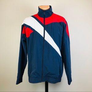 Reebok Men's Medium Light Vintage Jacket
